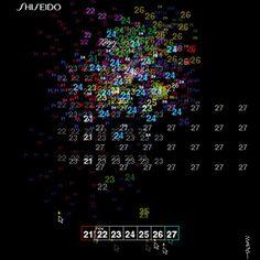 John Maeda - intricate, computer generated