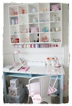 Nyt skrivebord....