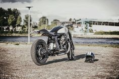 The Honda CX500s just keep coming! A while ago I read a feature on another custom motorcycle blog that mentioned how difficult it must hav...