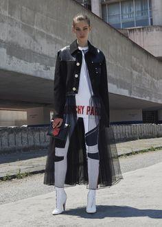 Givenchy - Women-Spring Summer 2017 - Pre-collection
