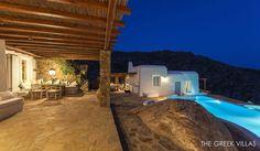 Mykonos Luxury Villas, Mykonos Villa Mendes, Cyclades, Greece