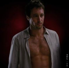 Alex O'Loughlin as Stan in The Back Up Plan! My favorite movie!