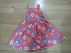 One of my most fav dress made to date #sofilantjes  #brueram