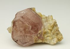 Fluorapatite from the Skardu District, Pakistan.