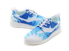 Lightning Shoes-Nike Unisex Roshe Run Print Sneakers