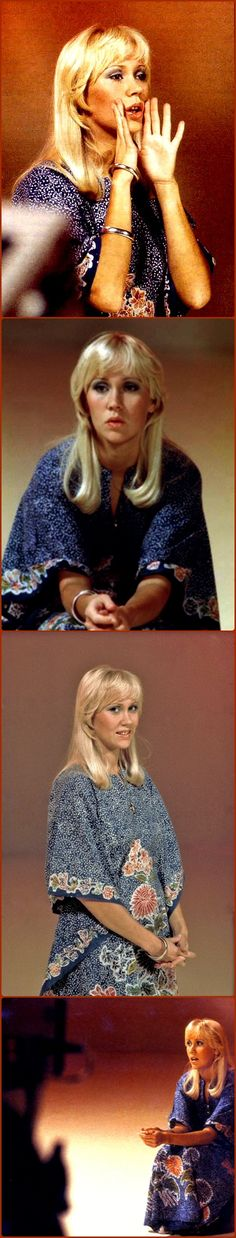 "Agnetha in 1976  ""My Love, My Life"""