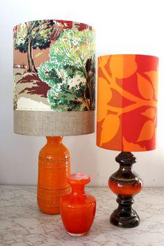 vintage bitossi lamp - Homeworks Design Store