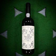 Twisted Douro 2013 vintage Portuguese wine  #DrinkingwithLOZ #redwine #wine #douro #portugal #portuguese by toyzareus