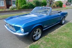 1968 Ford Mustang Convertible - Silverstone Auctions