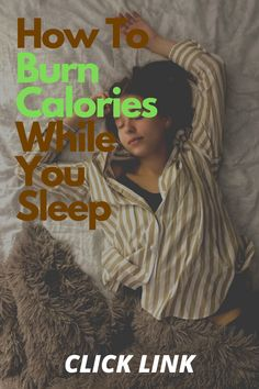 Do you ever consider just how many calories you burn every night while you sleep? Well, the answer might surprise you as your body does indeed use energy even when you're at rest! As weight-loss experts, we receive this question more than you'd think! Therefore, we've decided to sit down today and break it down step by step so you may find out how many calories you burn and the reasons why! Click the link for read more!
