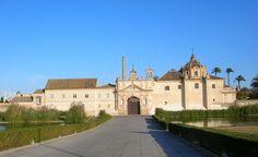Sevilla Monastère de la Cartuja