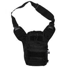 FOX Outdoor 30699 Válltáska Sling Backpack, Fox, Backpacks, Bags, Outdoor, Fashion, Shoulder, Black, Handbags