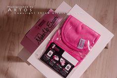 MAKEUP ERASER | المنشفه الوردية لإزالة الماكياج ( الأرخص وَ الأكثر فعالية )
