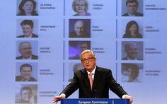 'You don't frighten me': Jean-Claude Juncker taunts David Cameron - Telegraph