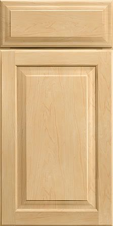 Merillat Masterpiece Cabinetry Fairlane Square Maple Natural From Waybuild