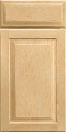 Merillat Classic Glen Arbor Door Style In Cotton Paint