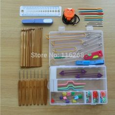 Aliexpress.com : Buy Crochet hook Needles Stitches knitting ...