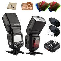 Godox Thinklite TTL HSS TT685S Camera Flash High Speed 1/...