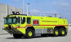 Miami-Dade Fire Rescue<br /> Miami International Airport<br /> Foam-2<br /> 2002 E-One Titan 2000/3000/400<br /> Photo by: Alex M. Poitevien Jr.