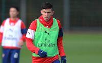 SHAME: Arsenal defender Gabriel Paulista receives DEATH threats over Wilsheres injury.