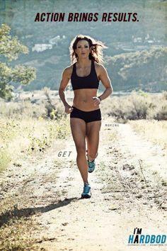 Motivation inspiration! Fit chick!
