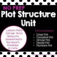 NO PREP Plot Structure Unit