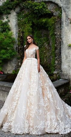 Milla Nova Bridal 2017 Wedding Dresses annet2 / http://www.deerpearlflowers.com/milla-nova-2017-wedding-dresses/7/