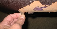 How To Fix A Peeling Leather Couch Cleaning Leather Couch Repair