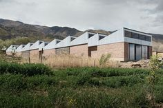 Image 1 of 19 from gallery of Agricultural School Bella Vista / CODE. Photograph by Andreas Rost - CODE