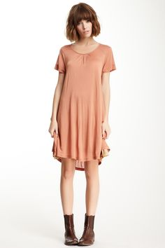 April, May Teddy Zippered Silk Blend Dress by April, May on @nordstrom_rack