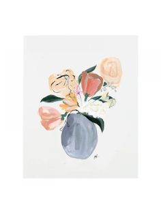 Bouquet II Print - if still sold out you can google artist name and find it for sale other places