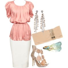 Another pink outfit to love