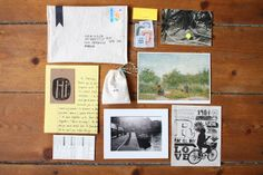 Pens&Envelopes: Photo