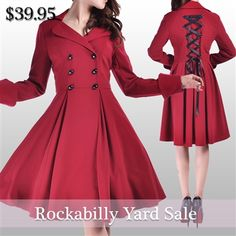 Rockabilly Coat