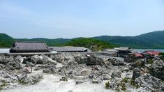A bewitching natural underworld, hidden at the tip of Aomori. Hakodate, Aomori, Active Volcano, Heaven And Hell, The Monks, Park Hotel, Underworld, Pilgrimage, Japan Travel