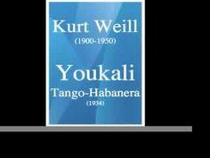 Kurt Weill (1900-1950) : Youkali Tango - Habanera (1934) - The Armadill String Quartet