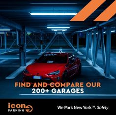🚘 Find and compare our rates to find the perfect one for the time you need. ***Discounted online rates are available, including daily, evening, and weekend specials!  Your spot is waiting!  #IconParkingNYC #ParkWithUs Icon Parking, Garages, Waiting, Nyc, Garage, Car Garage, New York