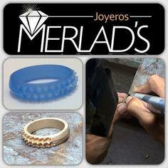 @merladsjoyeros diseñamos y fabricamos la argolla de tus sueños. Calidad&Garantía.