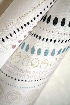 dots linen  #Sarjaton