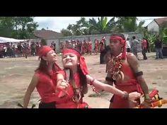 GADIS DAYAK CANTIK KEBAL SENJATA TAJAM Borneo, Try Again