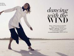 """Dancing with the Wind"" Fashion Editorial - Moi Ostrov Gigi Hadid Tommy Hilfiger, Christian Dior Dress, Boutique Shirts, Glitter Fashion, Gents Fashion, Hugo Boss, Editorial Fashion, Dancing, Mood"