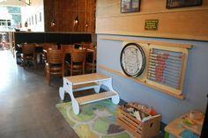 Best Breweries to take the kid - Hopworks in Portland, OR  http://momaboard.com/cities/best-kid-friendly-breweries/