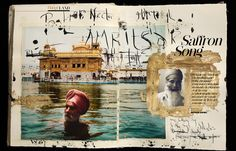 INDIA - Carnet de voyage - Patrick Swirc pour Happy Life magazine Travel Journaling with www.artsandculturaltravel.com