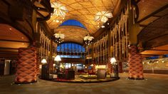 Disney Explorers' Lodge, Hong Kong Disneyland