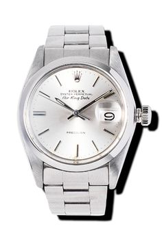 Vintage Rolex Air King....a must addition to the Time Piece Collection.