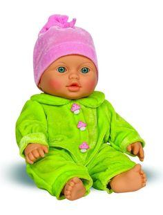 Весна Малышка в шапочке девочка 30 см