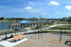 Waterfront Park is the only City owned waterfront property along the Intracoastal Waterway.