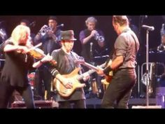 Bruce Springsteen - Thundercrack,Leeds first direct arena 24th July 2013
