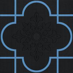 Face by Ornamenta - Casa Ceramica Porcelain Tile, Print Patterns, Tiles, Black And White, My Love, Mosaics, Creative, Face, Envy