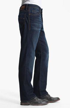 078e67839df Mavi Jeans 'Matt' Relaxed Straight Leg Jeans (Deep Eastwood)   Nordstrom